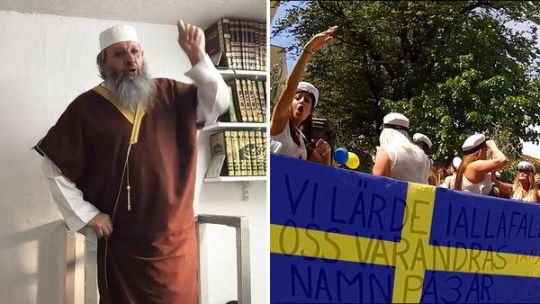 В Швеции призвали отказаться от национального флага